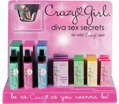 Crazy Girl Diva Sex Secrets
