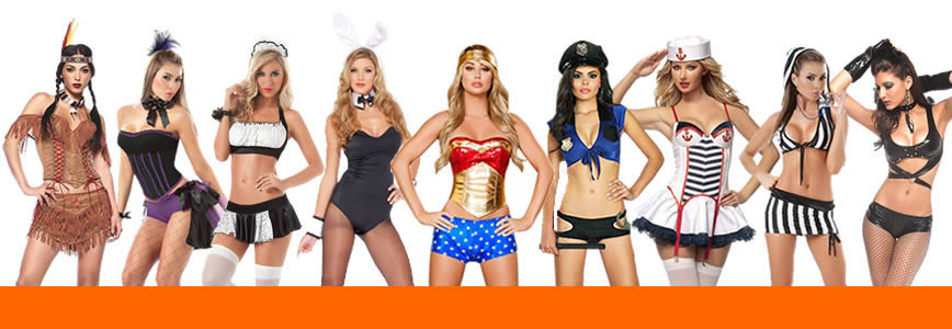 Sexy costumes header